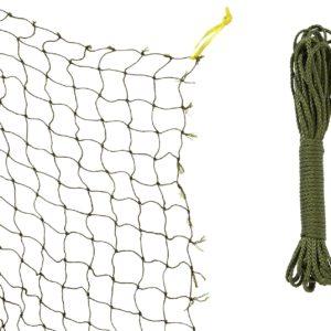 Trixie 44291 Schutznetz 2x1,5 drahtverstaerkt