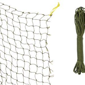 Trixie 44295 Schutznetz 8x3 drahtverstaerkt